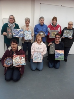 mosaic classes 8